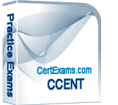 CCENT Exam Simulator