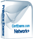 Comptia Network+ n10-005 Practice Test BoxShot