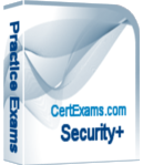 Comptia security+ sy0-501 Practice Test BoxShot