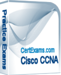 Cisco Cisco Certification Practice Test BoxShot