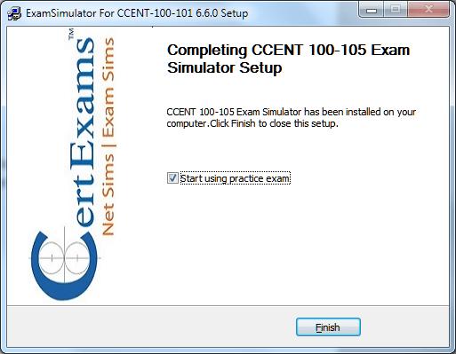 Certexams.com Product Install Setp 8