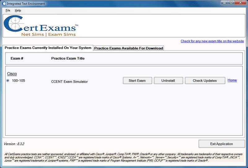 Certexams.com Product Install Setp 9